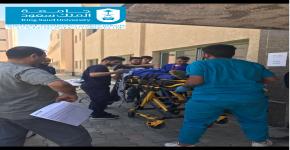 اتمام الدورة المتخصصة لإسعاف الحوادث لطلاب كلية الأمير سلطان للخدمات الطبية الطارئة بجامعة الملك سعود للعام 1438-1439هـ