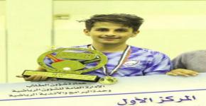 كلية علوم الرياضة تحرز كأس بطولة جامعة الملك سعود لكرة الطاولة