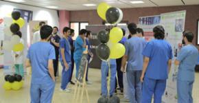 ندوة خاصة بمناسبة اليوم العالمي للأشعة بكلية العلوم الطبية التطبيقية
