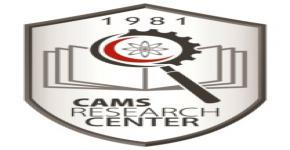 مركز البحوث بكلية العلوم الطبية التطبيقية يعلن عن تفعيل خدمة استقبال طلبات الدعم للأبحاث المنشورة في مجلات ISI