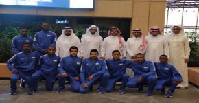للمرة الثانية على التوالي والثالثة في تاريخ جامعتنا الجامعة تحقق الدرع العام للتميز بالاتحاد الرياضي للجامعات السعودية في دورته السادسة 1436-1437هـ