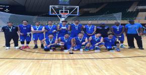 ضمن بطولة الاتحاد الرياضي للجامعات السعودية لعام 1436-1437هـ  منتخب الجامعة لكرة السلة يحقق المركز الثاني