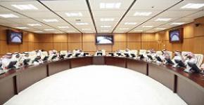 مجلس عمادة الدراسات العليا يعقد جلسته الحادية عشر للعام الجامعي 1434/1435
