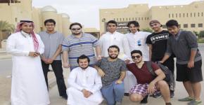 النادي الثقافي والاجتماعي بكلية العلوم ينظم رحلة إلى المنطقة الشرقية
