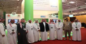 معهد الأمير سلطان لأبحاث التقنيات المتقدمة يشارك بمعرض القوات المسلحة لدعم وتوطين صناعة قطع الغيار (AFED)