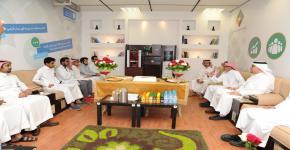 عميد كلية العلوم الدكتور/ ناصر بن محمد الداغري يفتتح النادي الثقافي والاجتماعي في كلية العلوم.
