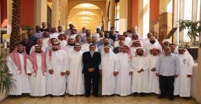 تكريم المهندس عبدالباري العريفي