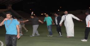 أربعائية تنافسية بين عشائر جوالة جامعة الملك سعود