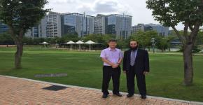 تعزيز التعاون البحثي بين مركز أبحاث السمنة بجامعة الملك سعود و مراكز الأبحاث الكورية