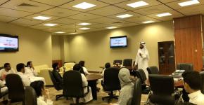 دورة تدريبية عن مهارة استخدام مصادر وخدمات مكتبات جامعة الملك سعود