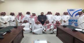 مركز التدريب يعقد مجموعة من الدورات التطويرية بالتعاون مع بلدية الدرعية