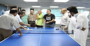 The Community College Holds First Tournament of Sports Activities for Academic Year