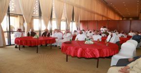 الإدارة التنفيذية لصندوق الطلاب تكرم اعضاء مجلس ادارتها بدورته السابعة