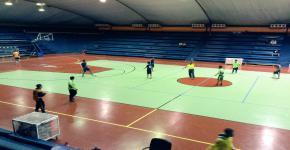 نهائيات بطولة خماسيات كرة القدم للطلاب ( كليات )