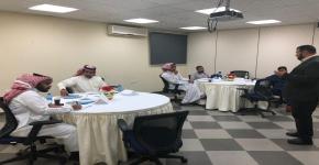 القسم الرجالي ينفذ دورات تدريبية متخصصة في إدارة المشاريع وأساسيات أمن المعلومات وتدريب المدربين