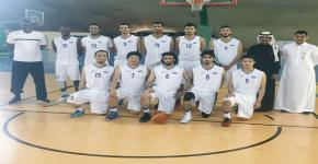 ضمن بطولة الاتحاد الرياضي للجامعات السعودية منتخب الجامعة لكرة السلة يغادر للمدينة للعب النهائيات