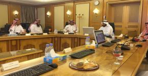 ضمن الأنشطة الطلابية  كلية الحقوق والعلوم السياسية قامت بزيارة هيئة الخبراء بمجلس الوزراء