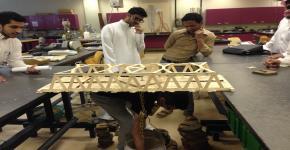 مسابقة الجسر الخشبي