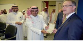 اتفاقية تعاون أكاديمي بين كلية التربية جامعة الملك سعود