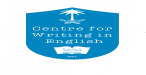 Centre for Writing in English Commences Consultations on September 15th of 2019