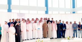 زيارة معالي مدير جامعة الملك سعود وسعادة وكلاء الجامعة لمقر كلية الأمير سلطان بن عبدالعزيز للخدمات الطبية الطارئة بحي الملز