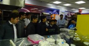 معهد الملك عبدالله لتقنية النانو يستقبل طلاب دار العلوم للبنين بالرياض