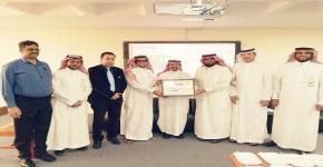 إعتماد الجمعية الوطنية الأمريكية لفنيي طب الطوارئ (NAEMT) لكلية الأمير سلطان بن عبدالعزيز للخدمات الطبية الطارئة كمركز تدريب معتمد