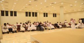 مركز ذوي الإعاقة يُدشن فعالية التهيئة للطلاب المستجدين