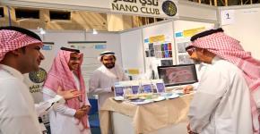 نادي النانو يشارك في مؤتمر الكيمياء الدولي السابع