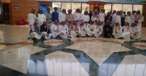ثانوية الأمير بندر بن عبد العزيز بالمكتبة المركزية