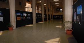 انتقال معرض التصوير الضوئي الثامن الى كلية طب الأسنان في المدينة الجامعية للطالبات