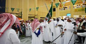 حفل اليوم الوطني لكلية السياحة والآثار