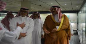 مركز الملك فيصل للبحوث والدراسات الإسلامية يقيم معرضاً في كلية السياحة والآثار