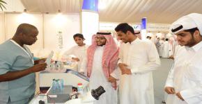 النادي الثقافي بكلية المجتمع ينظم زيارة إلى معرض العلوم والتقنية