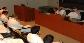 لقاء تعريفي عن السجل المهاري  بكلية علوم الأغذية والزراعة