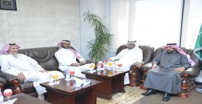توقيع مذكرة تفاهم بين الجامعة والإتحاد السعودي للدراجات