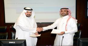 كلية العمارة والتخطيط توقع اتفاقية تدريب تعاوني مع شركة فيتونيت السعودية المحدودة (سافيتو)