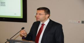 استضافة مركز التميز لأمن المعلومات البرفسور جويل رودريغر
