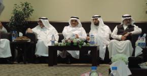 كلية الصيدلة تقيم حفل تكريم لسعادة الأستاذ الدكتور يوسف بن عبده عسيري