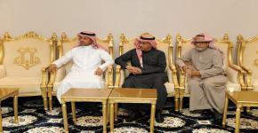 د. النمي يحضر اجتماع معالي مدير الجامعة مع أعضاء لجان اللقاء الأول لعمداء كليات العلوم بالجامعات السعودية