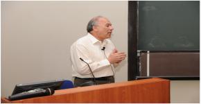 محاضرة الإدارة الإستراتيجية وعلاقتها بالجودة والاعتماد  بكلية العلوم
