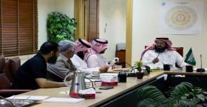 اللجنة الإشرافية تعقد اجتماعها الأول