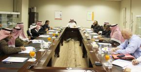 الاجتماع الدوري لمشرفي وحدات تطوير المهارات بكليات الجامعة