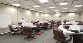 """دورة """"التصميم والتصوير التشكيلي"""" للطلاب الموهوبين"""