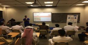 نادي المتفوقين والموهوبين يقيم دورة للإسعافات الأولية للطلبة من مختلف كليات الجامعة