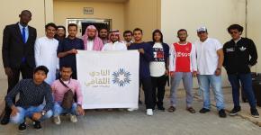 إسكان الطلاب يستضيف وفد طلاب جامعة أم القرى