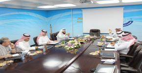 المجلس الاستشاري لقسم علوم الحاسب يعقد جلسته الثانية في رحاب كلية المجتمع