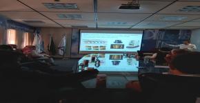 """معهد النانو ينظم محاضرة """"كيفية تصنيع أغذية صحية فائقة الجودة: القهوة والكاكاو كمثال"""""""