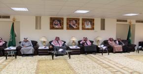 كلية المجتمع بجامعة الملك سعود تقيم حفل استقبال أعضاء هيئة التدريس الجدد ومن في حكمهم