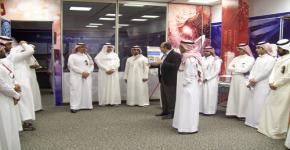 معهد الملك عبد الله للنانو يستقبل 20 ضابطاً من القوات البرية